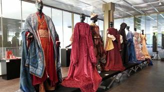 Programación de Cartagena Puerto de Culturas 2019: Los trajes de la serie 'Isabel' llegan a Cartagena