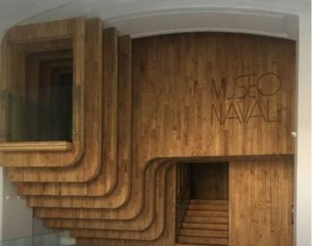 Fomento (Mitma) recepciona las obras del nuevo acceso para el Museo Naval