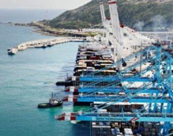 Ante la crisis del coronavirus, el puerto de Tanger Med es una excepción