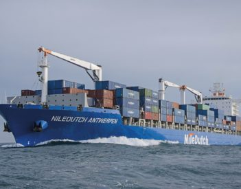 Nueva línea regular de NileDutch desde Bilbao a West Africa
