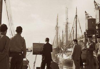Museo Marítimo y Diputación de Barcelona adquieren una colección de 3.800 fotos