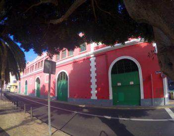 La Asociación Canaria de Coleccionistas Marítimos quiere el edificio Fyffes como sede del museo del Mar