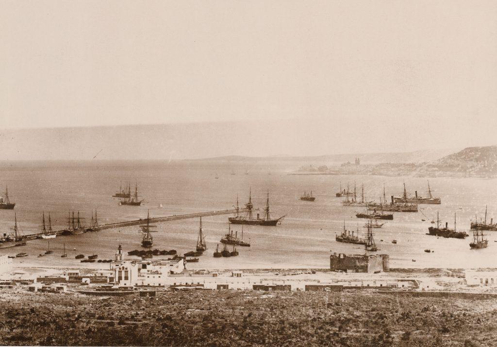 El naufragio del vapor Coromandel