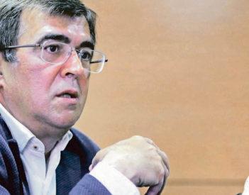Francesc Antich, nuevo presidente de la Autoridad Portuaria de Baleares
