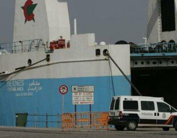 El puerto de Cádiz se aprieta el cinturón para atraer contenedores y tráficos con Marruecos