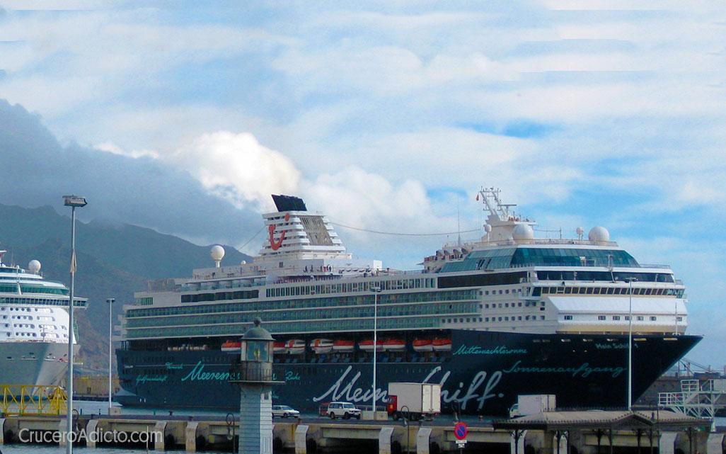 Los cruceros regresan a las Islas Canarias en octubre