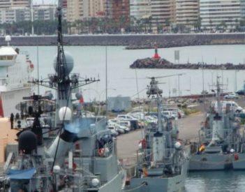 Regresa la matraquilla de quitar a la Armada la Base Naval