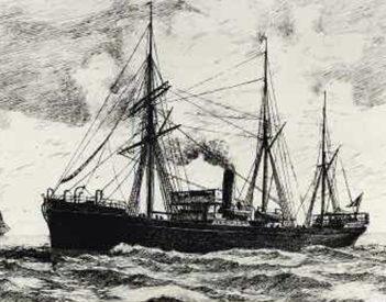 Un naufragio histórico en las costas de Anaga