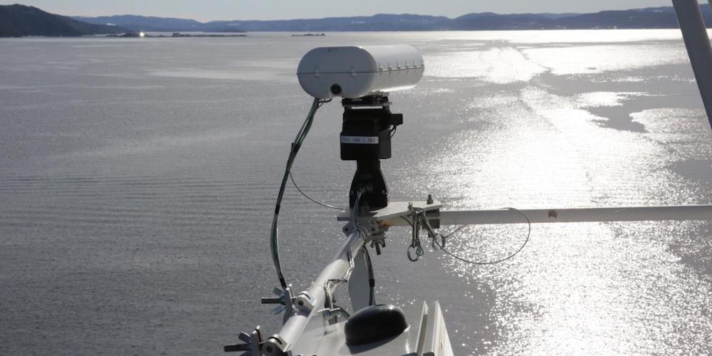 Nueva tecnología láser Ladar para la identificación de objetos en el mar