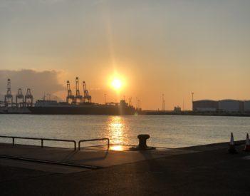La crisis no puede con el Puerto de Algeciras que ya supera los 80 millones de toneladas de mercancías