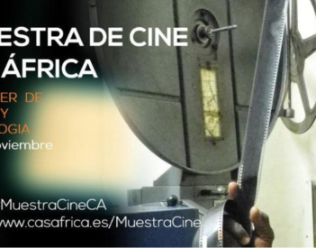 VI MUESTRA DE CINE CASA AFRICA