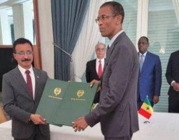 Senegal elige a DP World para la construcción del puerto de aguas profundas de Ndayane