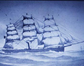 El misterioso naufragio del London y sus 220 muertos
