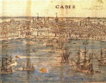 """Los inicios de los Estados Unidos """"nacieron"""" en Cádiz"""