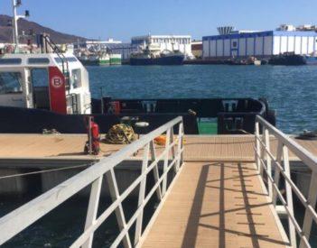 Femepa y Femete: entusiastas de la fusión de los puertos de Canarias y a la que se suma la regional Fedeport