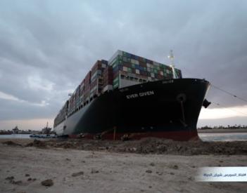 Carrera contrarreloj para liberar el Canal de Suez