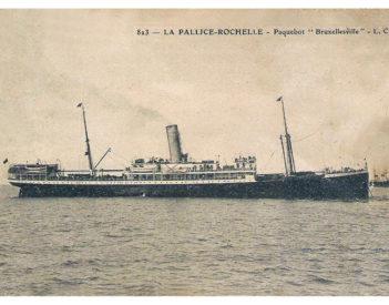 El manifiesto de carga del vapor inglés Roquelle (1891)