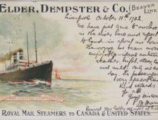 La historia de Elder Dempster y Compañía