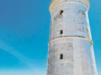 Paso de gigante para recuperar la esencia del faro de la Isla de las Palomas