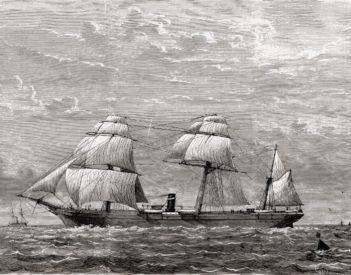 El naufragio del vapor Alfonso XII en la prensa de la época