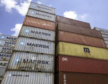 Valenciaport supera por primera vez el millón de contenedores de exportación en un año.