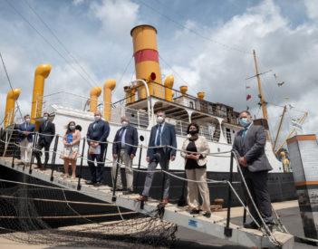 Un acuerdo histórico para que el Correíllo La Palma no desaparezca