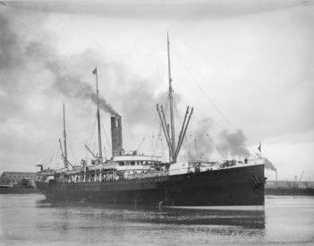 SS Warrimoo, el buque que estuvo en distintos días, meses, estaciones y años al mismo tiempo