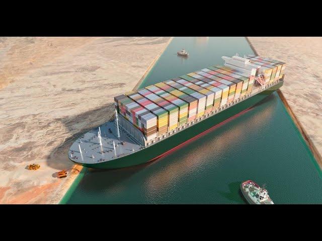 El bloqueo del Canal de Suez: posibles implicaciones para las reclamaciones de seguros marítimos