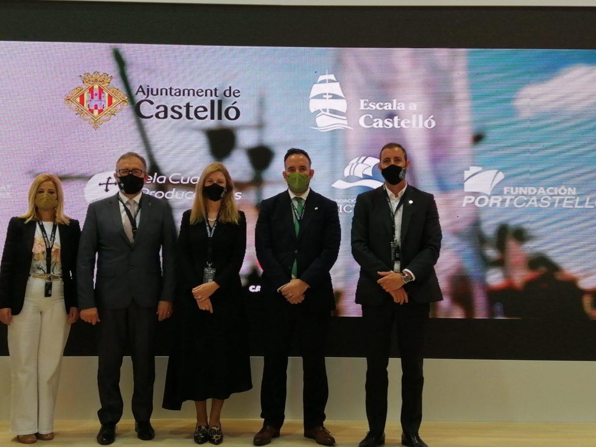 Castellón celebra del 8 al 12 de octubre la cuarta edición del festival marinero 'Escala a Castelló'